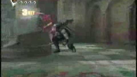 Ninja Gaiden-Alma fight 1