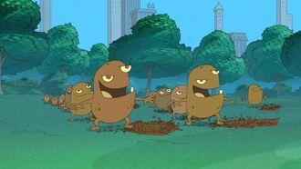 Potato Gremlins