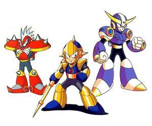 The Megaman Killers