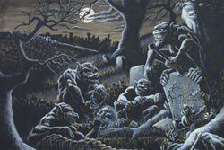 Undead Ghouls