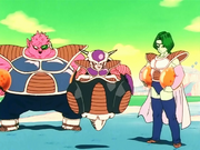 Frieza and generals