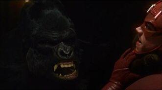 The Flash 1x21 - Flash vs Gorilla Grodd