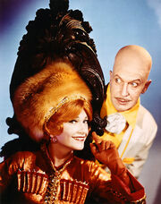 Egghead and Olga