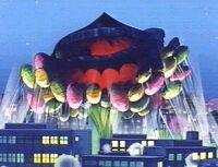 Dead Moon Masquerade Circus Tent