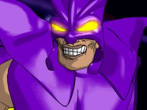Masked Mutant (Video Game)
