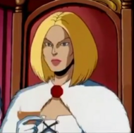 White Queen animated