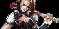 Harley Quinn (Arkhamverse)