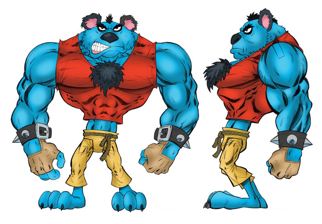 Koala Kong | Villains Wiki | FANDOM powered by Wikia