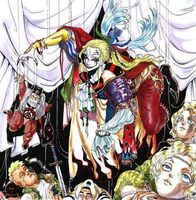 Kefka Palazzo the Psycho Clown