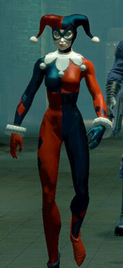 Harley Quinn (DCUO)