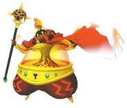 Volcanic Lord (KHII)