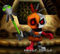 Mingy Jongo (disquise)
