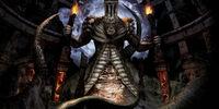 King Minos (Dante's Inferno)