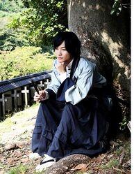 Seta Sōjirō played by ryosuke