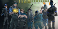 Team Fortress Classic Mercenaries