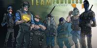 Team Fortress Classic Mercenaries