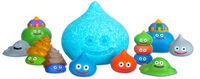 Slime bath pellet