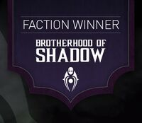 The Brotherhood of Shadow Logotype