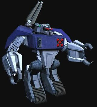 Tankor (Beast Machines)