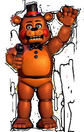 Fnaf 2 Toy Freddy Toy Freddy - FNaF theo...