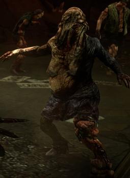 Walker prototype zombie