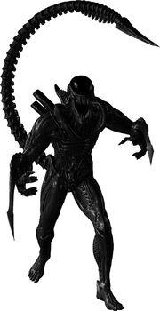 Mortal kombat xl pc alien render 4 by wyruzzah-dafiamm