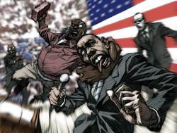 Uncle Ruckus vs President Barack Obama