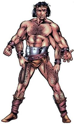 Barbarus (Marvel)