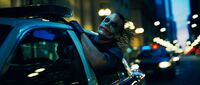 JOKER on a police car 1280