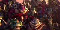 Battlesaurs