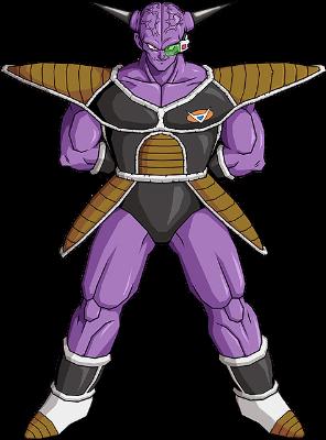 Captain Ginyu | Villains Wiki | FANDOM powered by Wikia