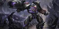 Megatron (Cybertron games)