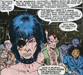 Morlocks (Earth-616) 001