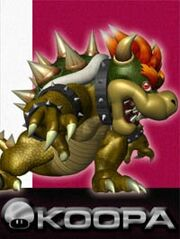 Bowser (Super Smash Bros Melee)