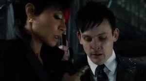 "Gotham The ""Penguin"" & Fish Mooney - ""Pilot"" Clip 5 FULL SCENE (HD)"