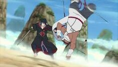 Sasuke vs Killer Bee