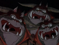 The Orcs in the 1977 movie
