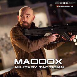 Rick Maddox