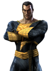 Black Adam injust