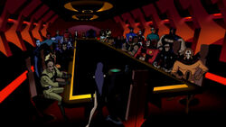 Legion of Doom JLU