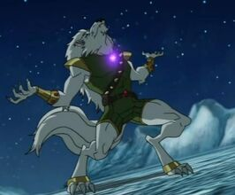 Ulti Man Wolf