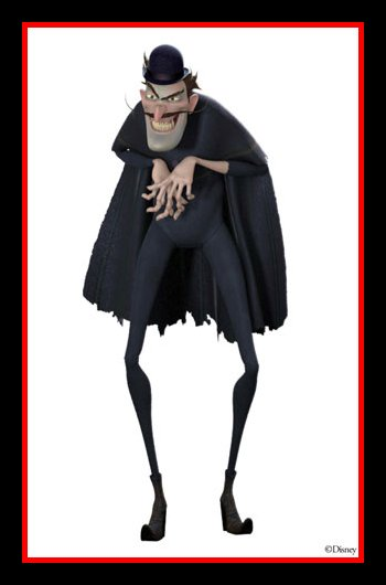 meet the robinsons villains wiki krampus