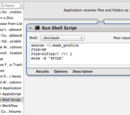 Vim-sessions under Mac