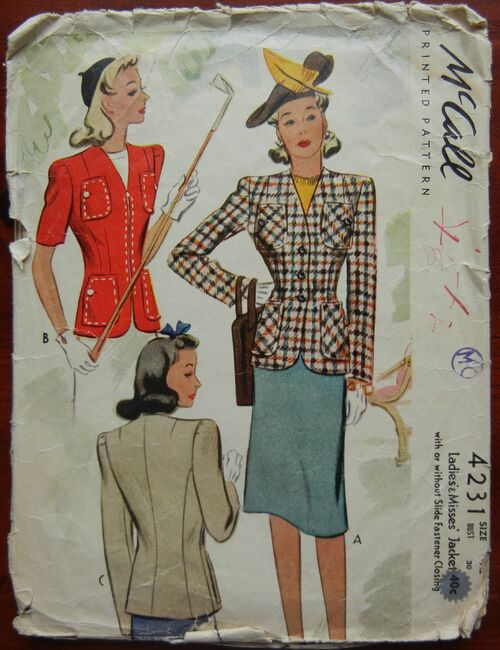 4231 McCalls 1941