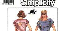 Simplicity 8011 A