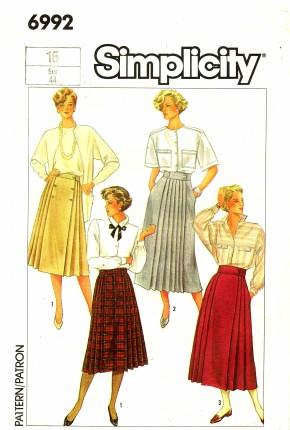 Simplicity 1985 6992