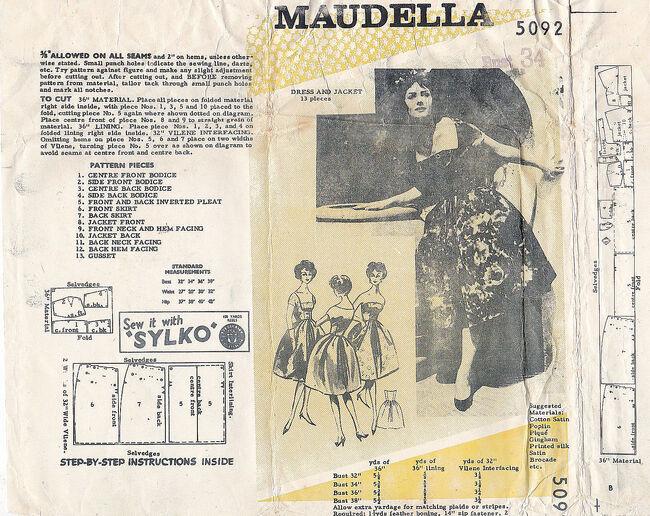 Pattern - Maudella 5092 03