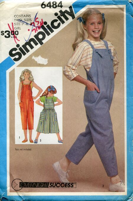 Simplicity6484overalls