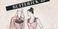Butterick 3709 B
