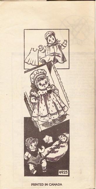 1940's Anne Adams 4925 front